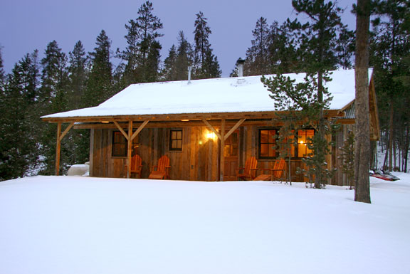 rustic cabin building plans  photo - 3