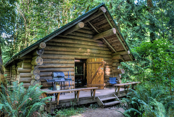Rustic cabin plans small design and ideas for Cabin plans canada