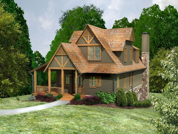 Rustic cabin plans small design and ideas for Building a cabin floor