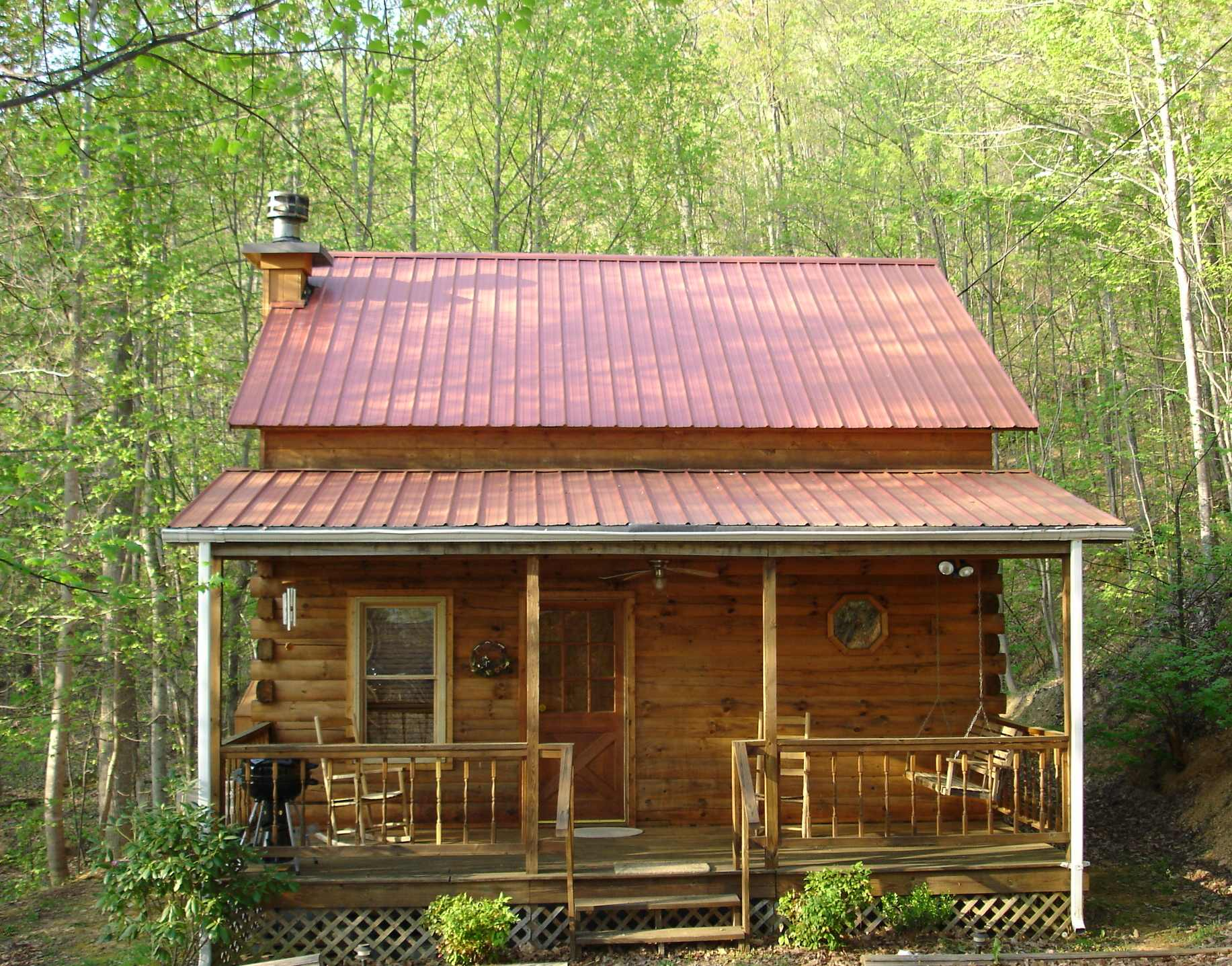 Rustic cabin plans small design and ideas for Rustic cabin designs