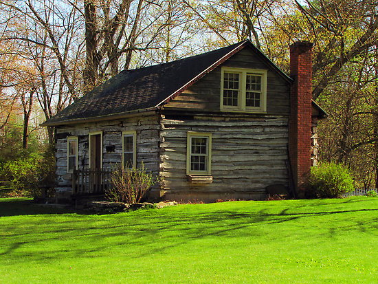 rustic cabin plans usa  photo - 2
