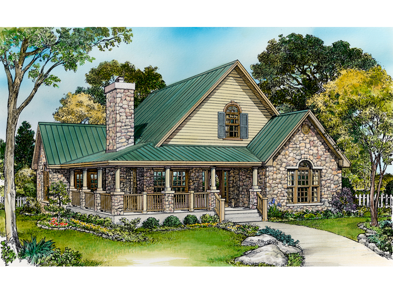 rustic cottage plans Design and Ideas