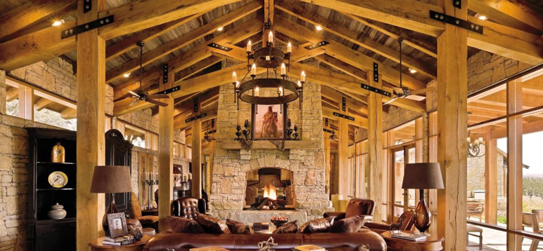 Rustic log cabin accessories design and ideas for Log cabin chandelier