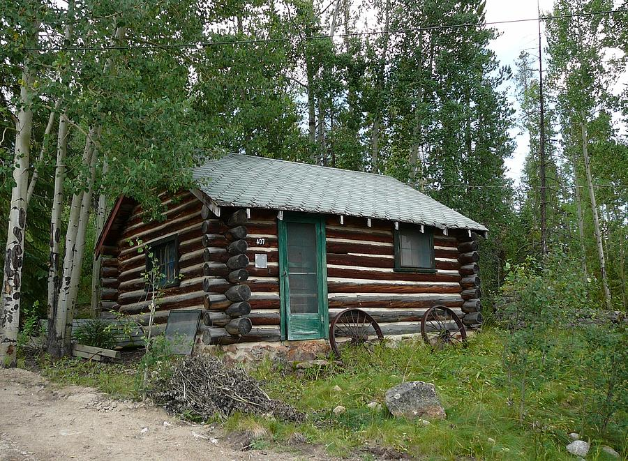 Rustic Log Cabins For Rent In Colorado Photo   3