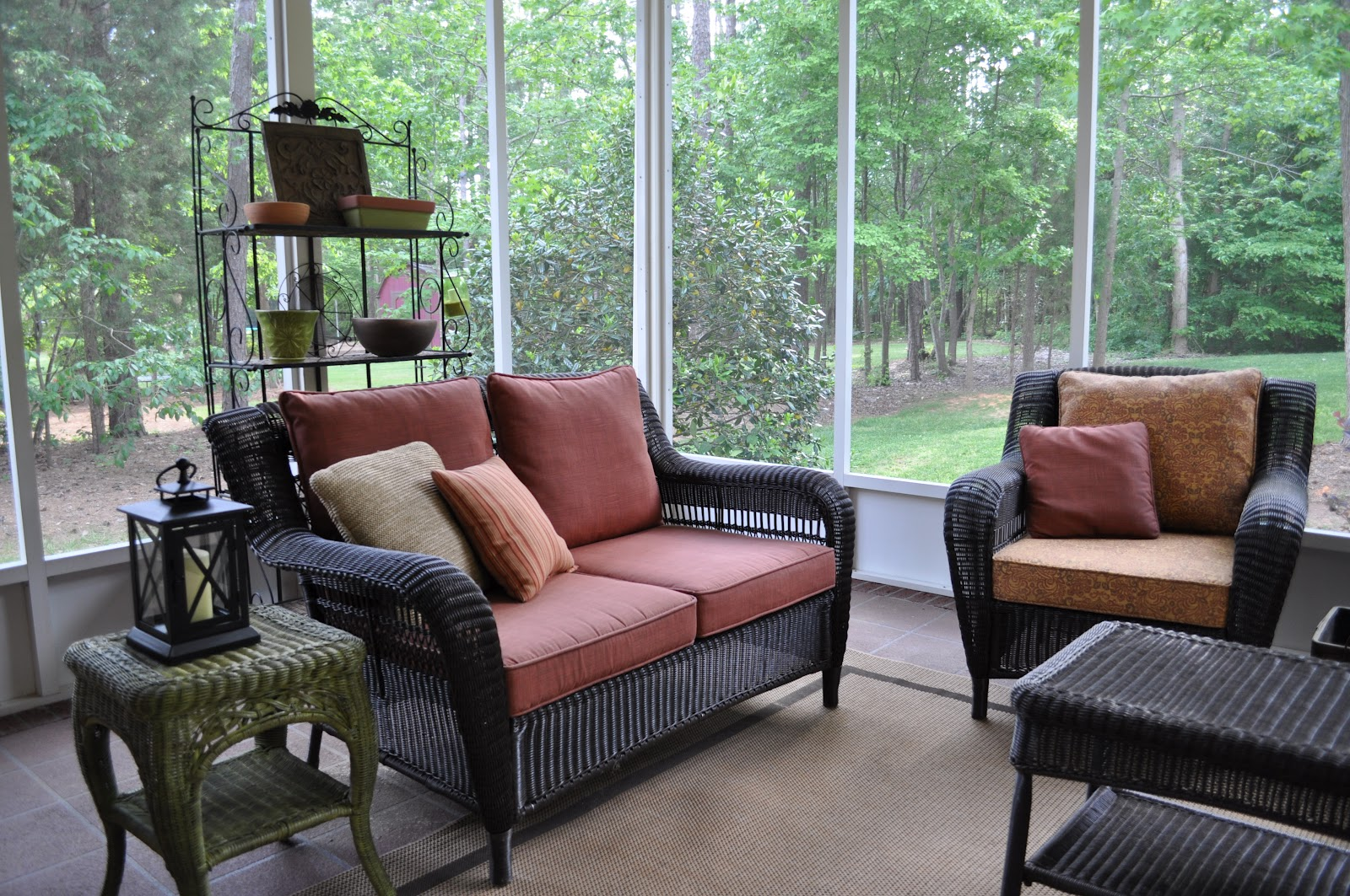 covered porch furniture. screened in patio furniture photo 2 covered porch s