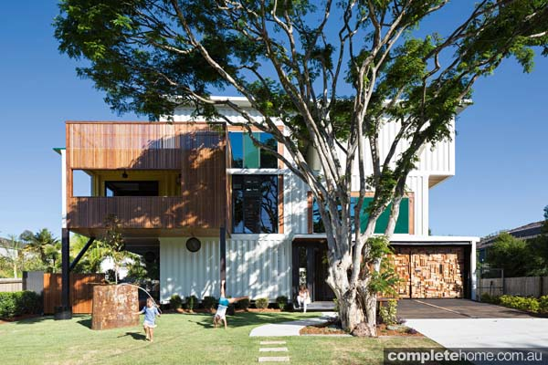 shipping container house designs australia