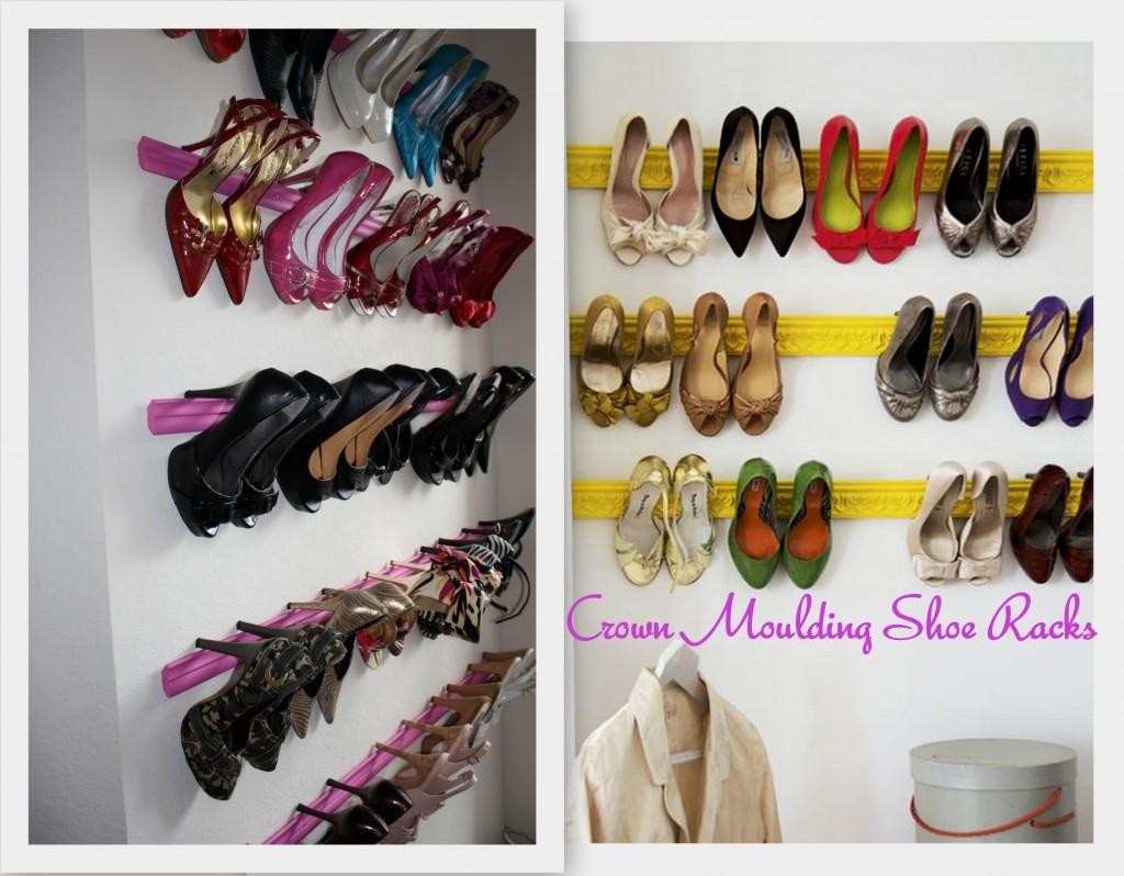 Shoe Closet Ideas Diy Photo   2