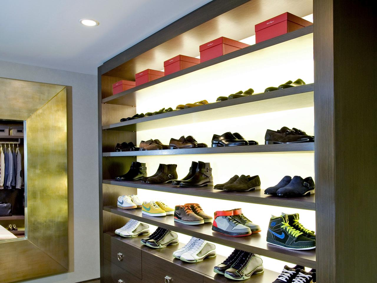 Shoe Closet Ideas for Your Shoe Collection  photo - 1