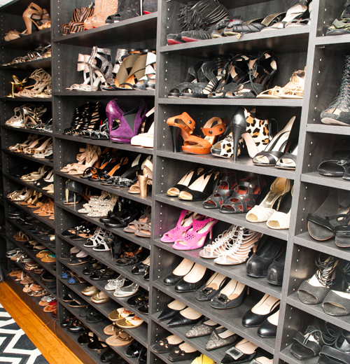 Shoe Closet Ideas for Your Shoe Collection  photo - 2