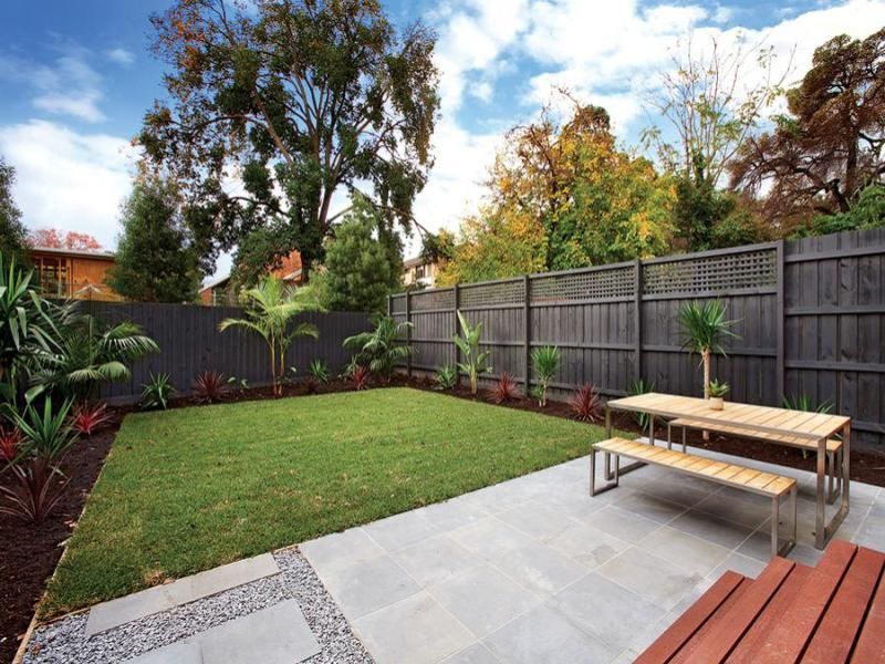 simple landscaping ideas australia