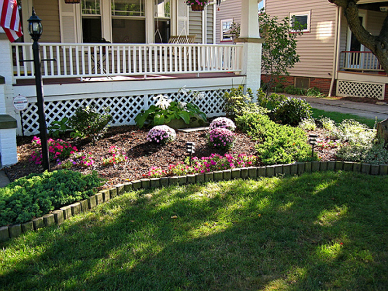simple landscaping ideas for a small front yard. front yard landscape ideas for a ranch house   Design and Ideas