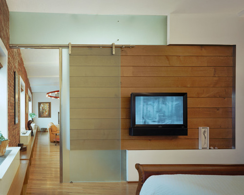 Sliding Doors Design Ira Frazin Architect