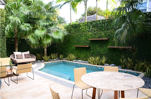 small backyard landscaping ideas florida