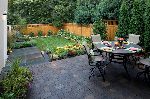 Small Backyard Landscaping Ideas Patio