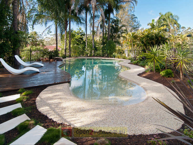small backyard pools australia  photo - 2