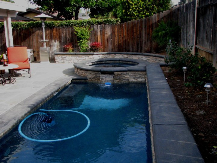 small backyard pools brisbane
