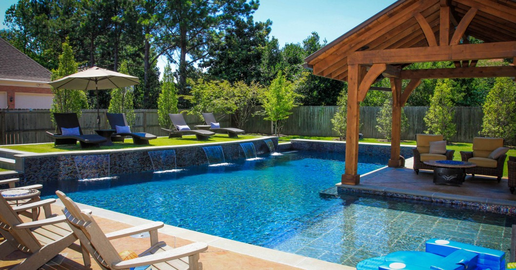 small backyard pools ideas  photo - 2