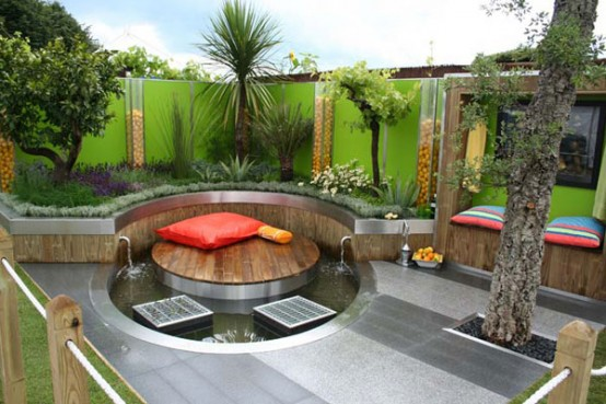 small city backyard landscaping ideas  photo - 3