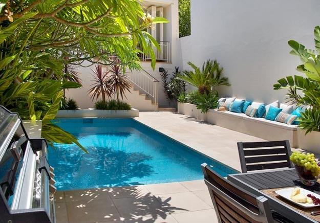 small pool patio ideas