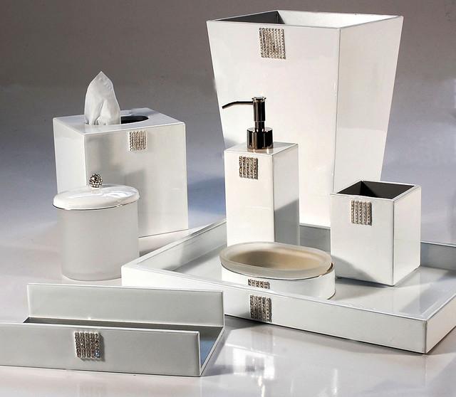 Spa bathroom accessories