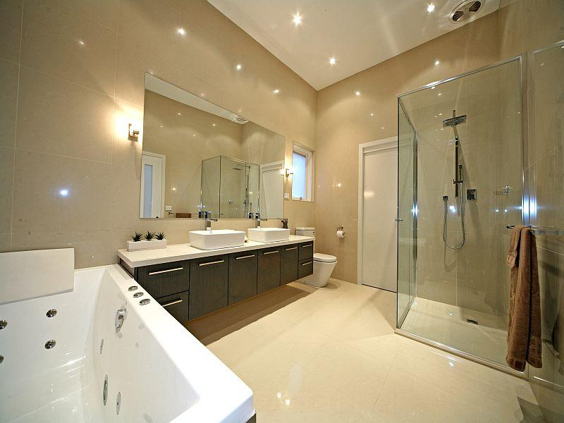 Superbe Spa Bathroom Design Contemporary Bathroom