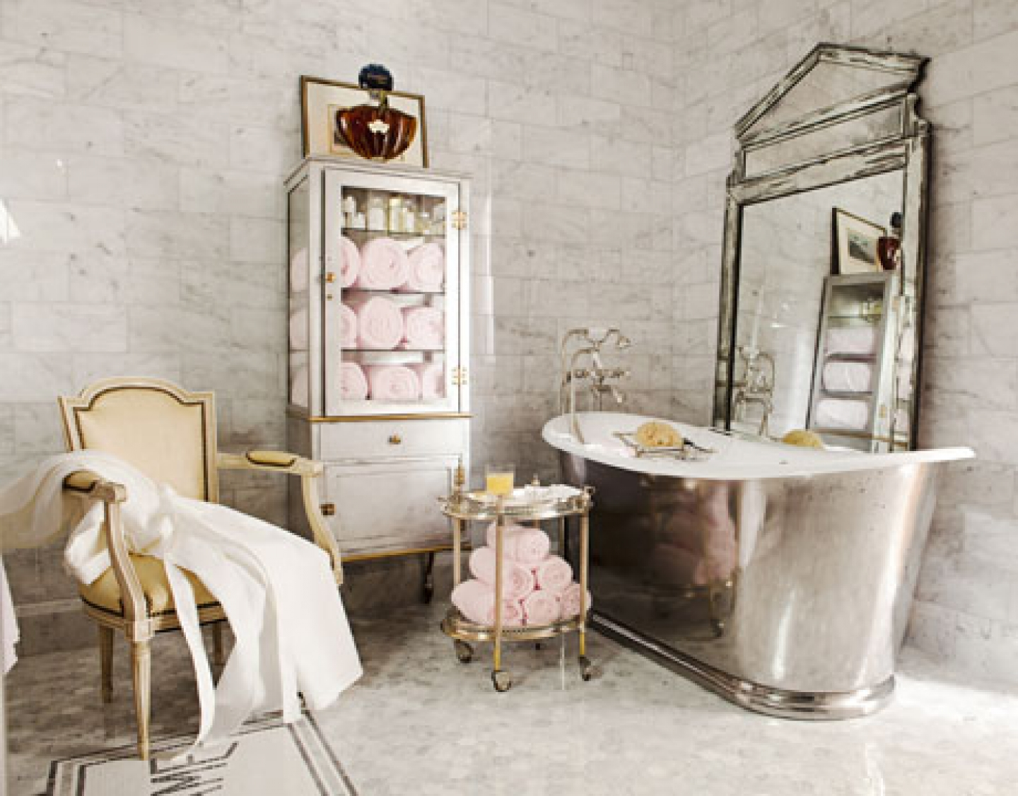 Spa Bathroom Design Ideas Antique French