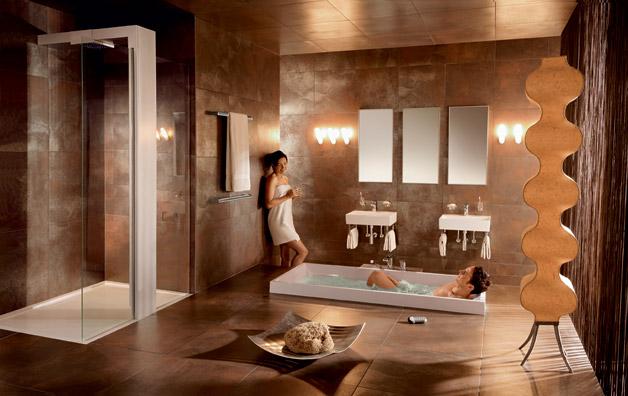 Spa Bathroom Design Ideas Luxurious Bathroom Photo   2