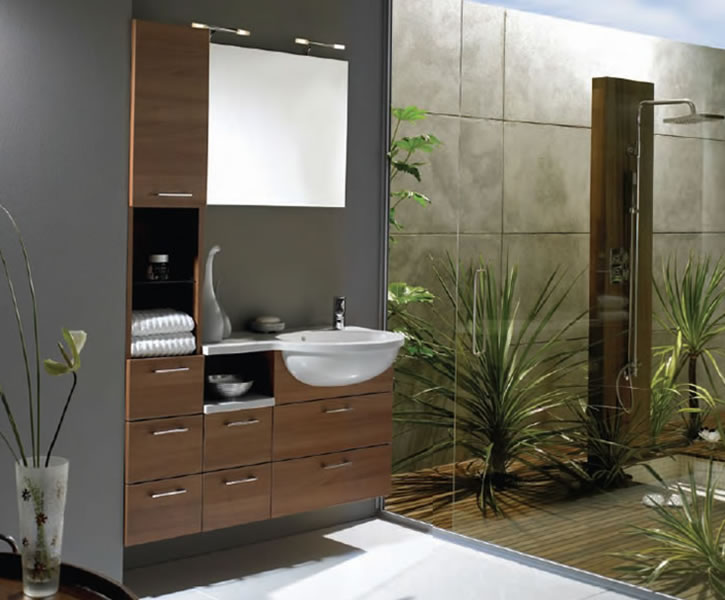 Small Spa Bathroom Design Ideas Part - 22: Spa Bathroom Design Ideas Luxurious Bathroom