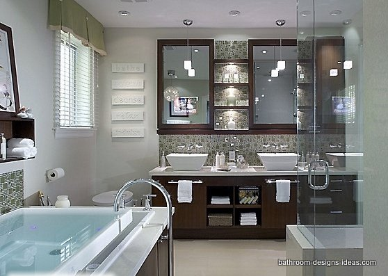 Spa Bathroom Design Ideas Perfect Focal Point » Design and Ideas