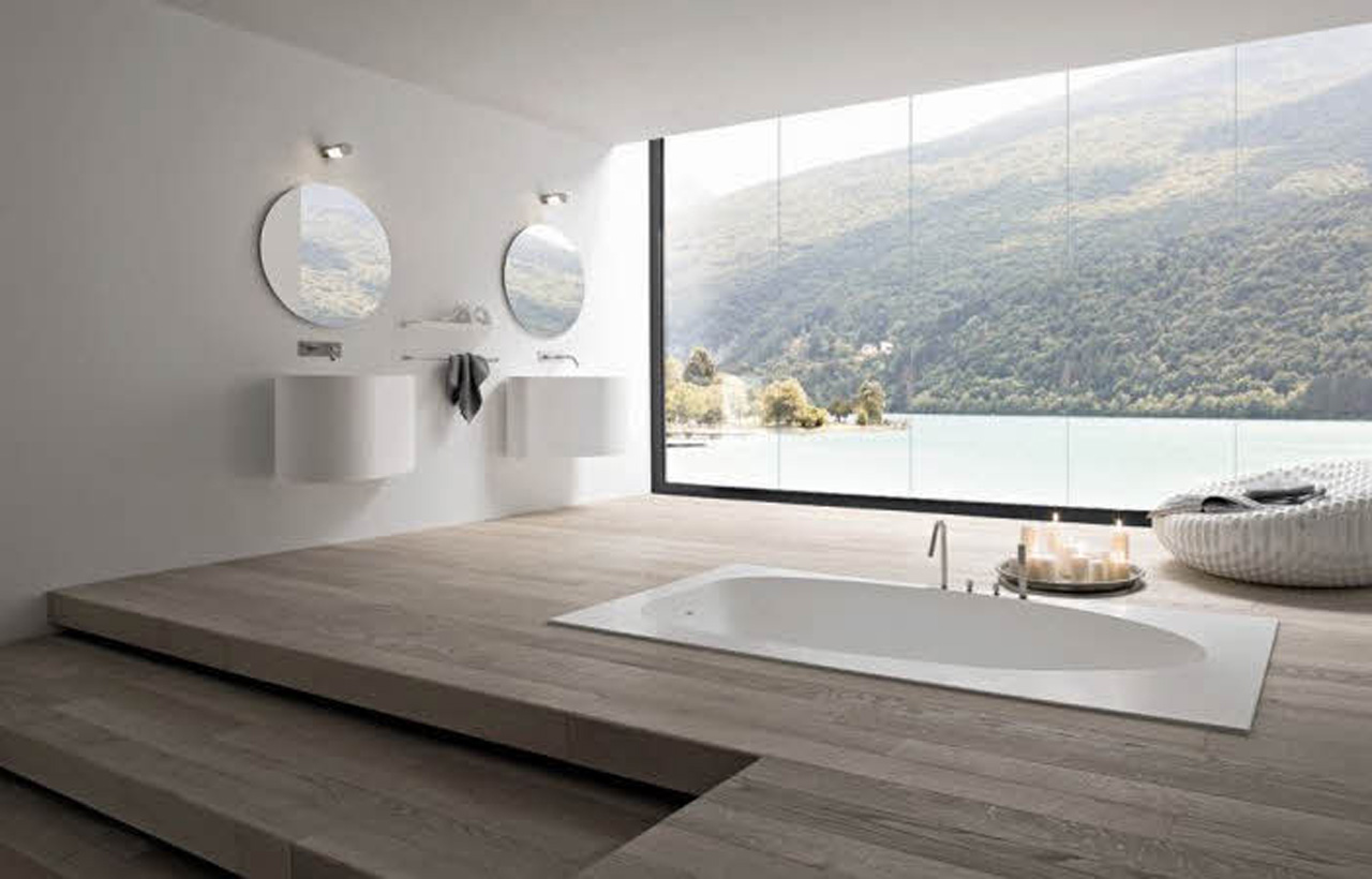 Spa Bathroom Design Ideas Striking Bath photo - 1