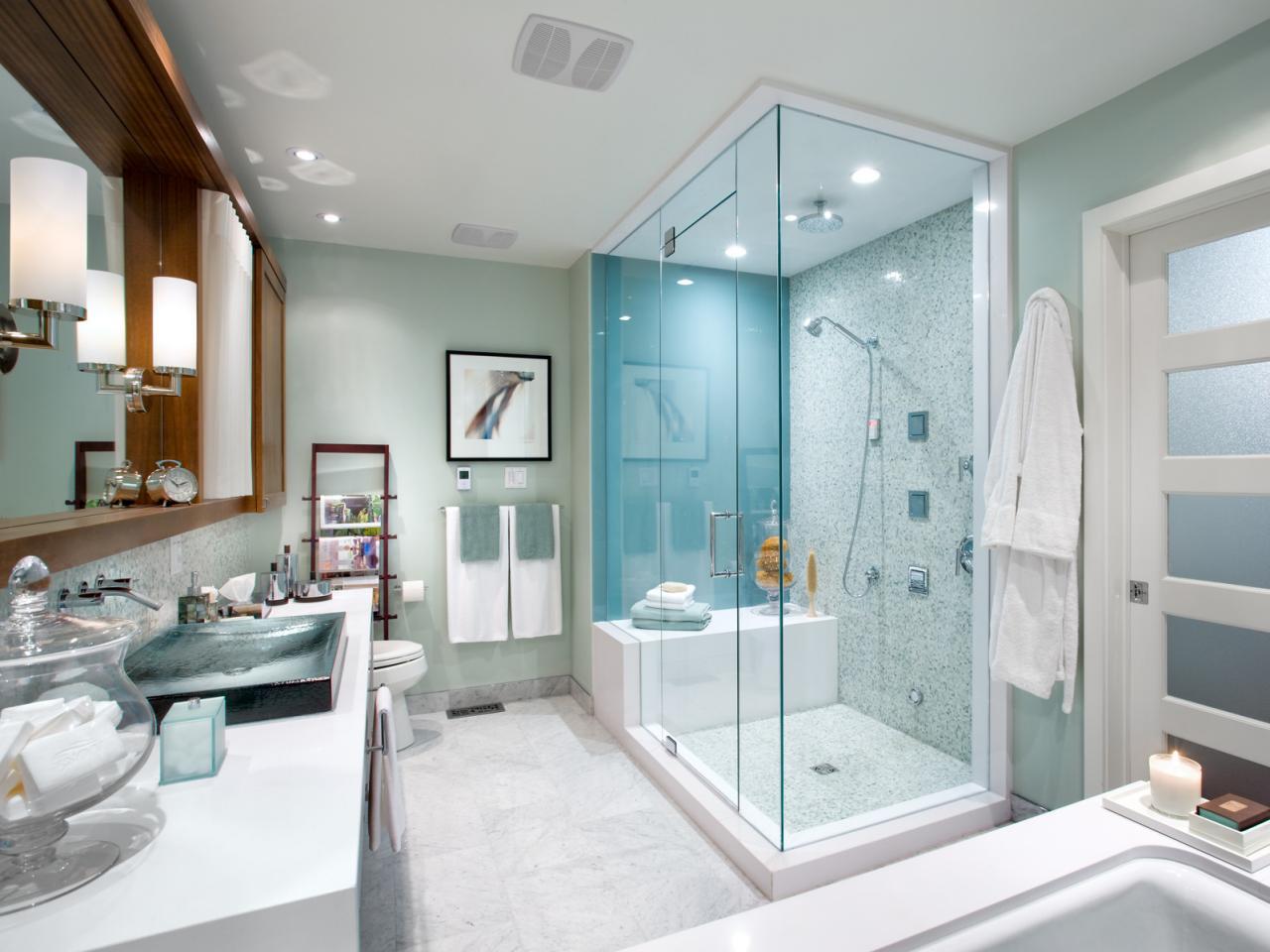 Spa Bathroom Design Ideas Toile All over » Design and Ideas