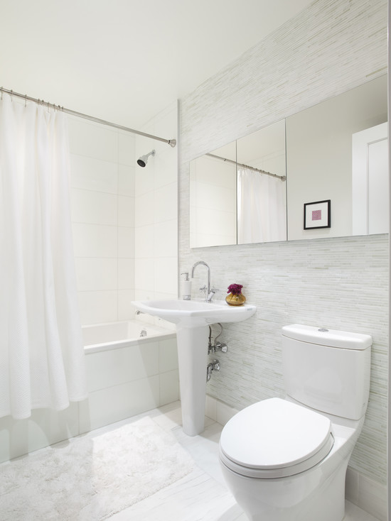 Spa Bathroom Design Ideas White Bathroom