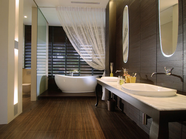 spa bathroom design ideas - Design Ideas For Bathrooms
