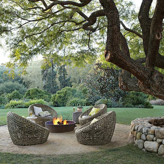 stone fire pit kit australia  photo - 1