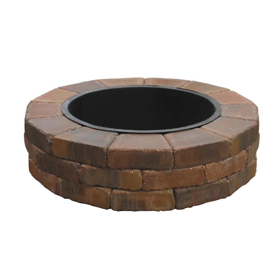 stone fire pits at lowes