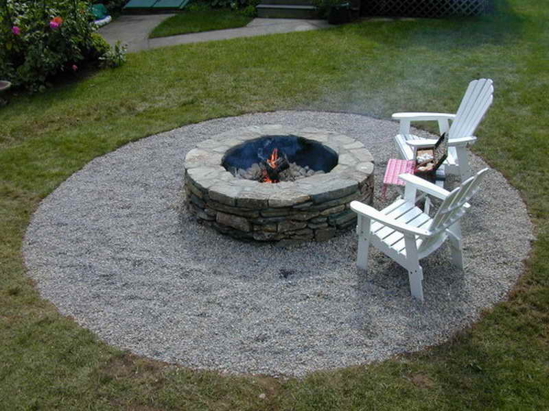 Stone Fire Pits Calgary 187 Design And Ideas