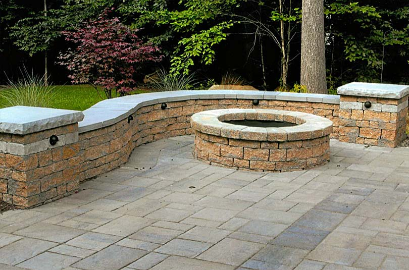 stone fire pits ct