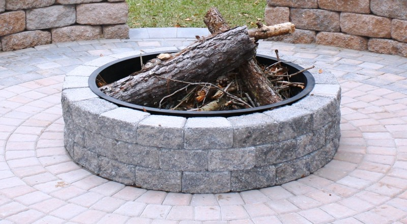 stone fire pits kits - Stone Fire Pits Kits » Design And Ideas