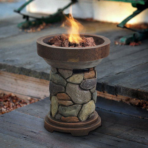 Delightful Tabletop Fire Pit Canadian Tire
