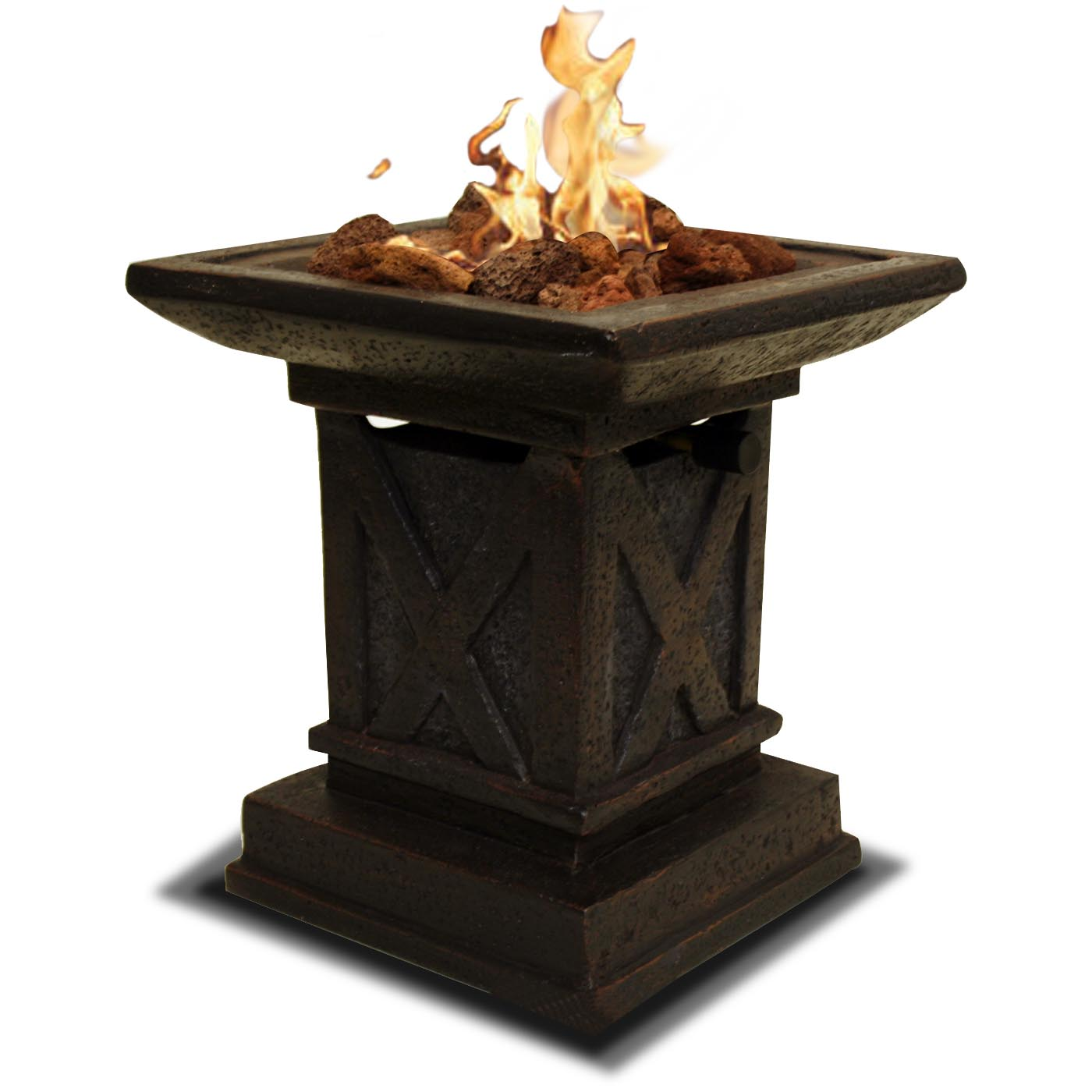 Tabletop Fire Pit Lowes Design And Ideas