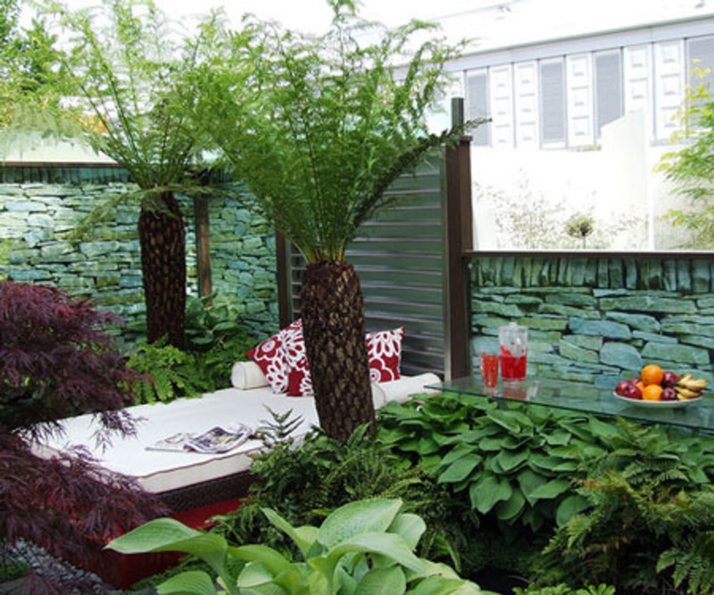 the best small backyard landscaping ideas  photo - 2