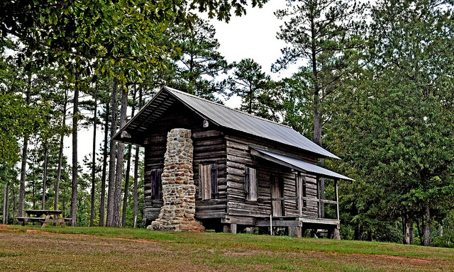 tiny cabins alabama