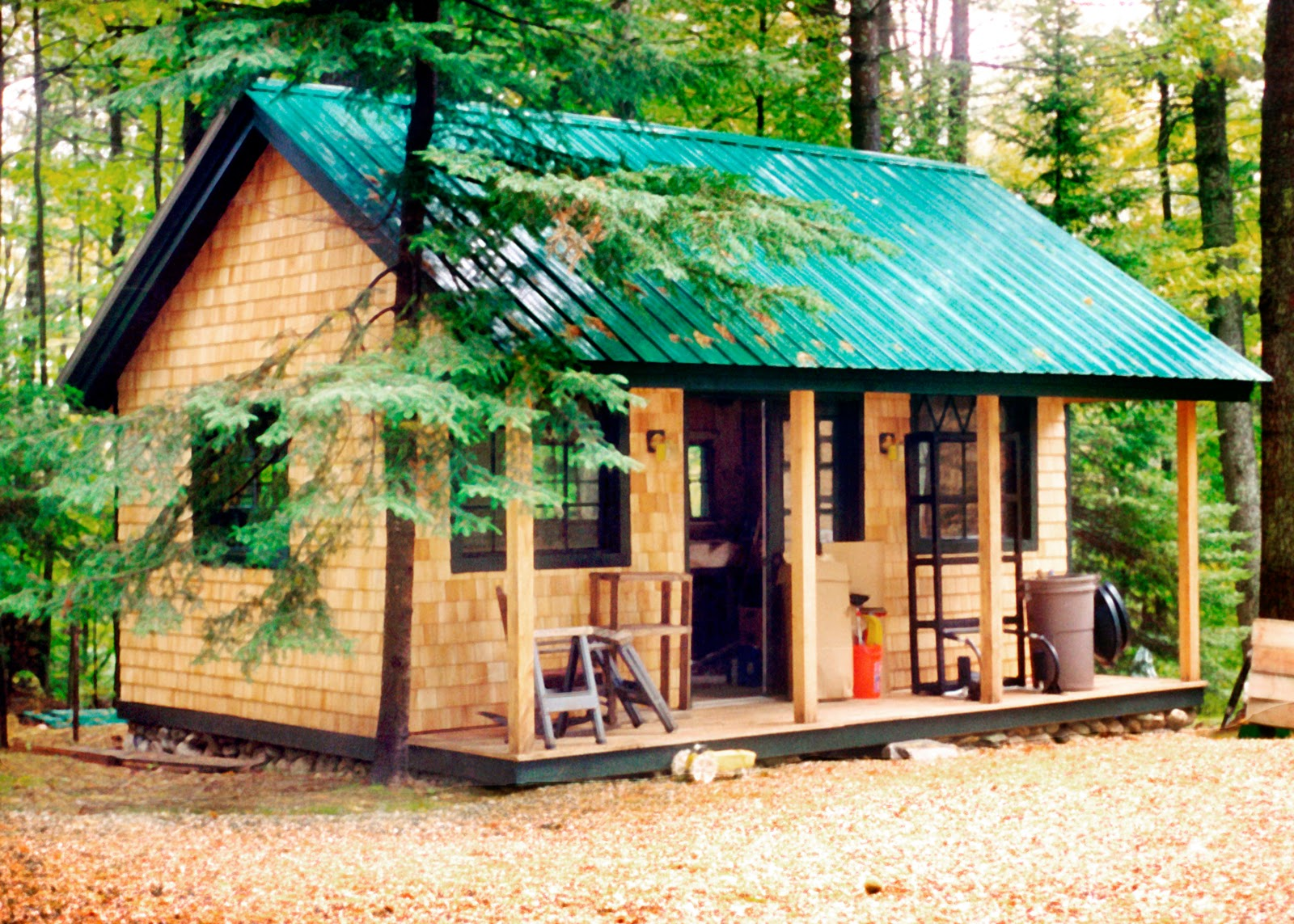 tiny cottages and cabins design and ideas
