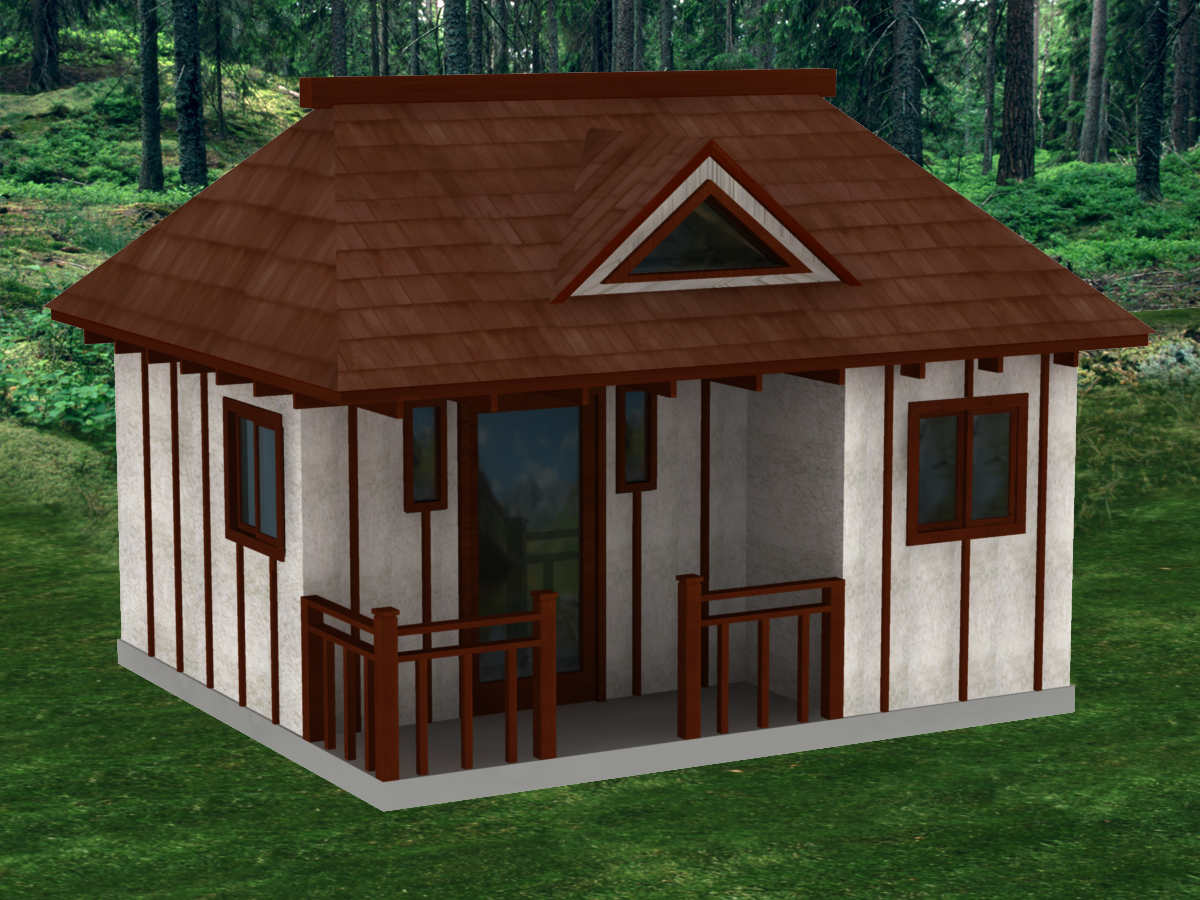 tiny houses and cabins  photo - 2