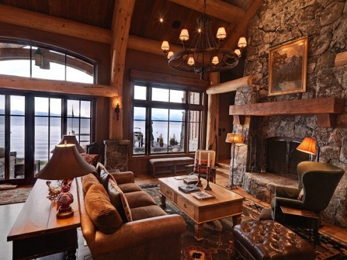 To Decor Your Home with Cabin Style Homes