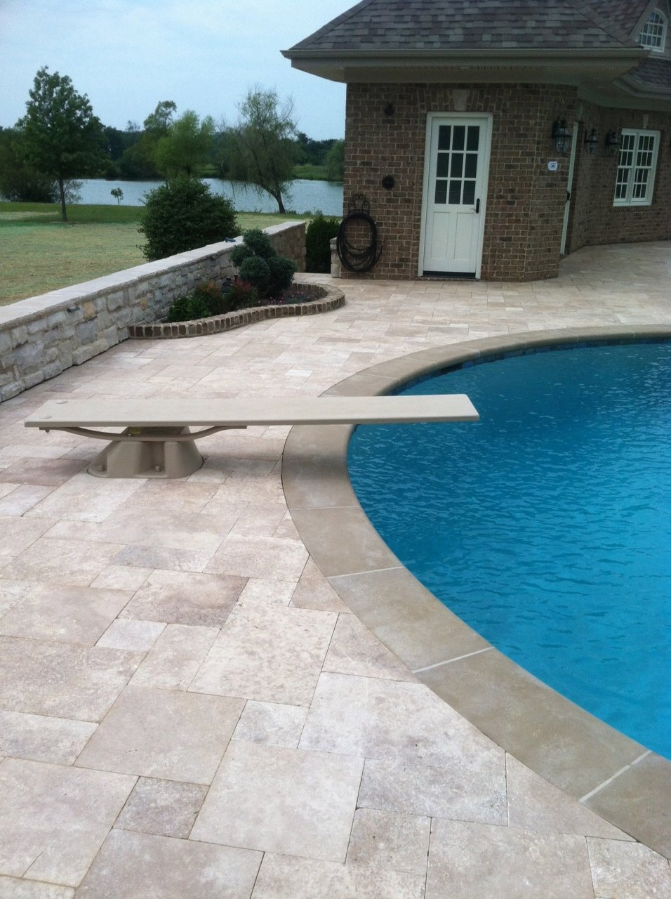 Travertine Pool Pavers Travertine Pool Deck Pavers » Design And Ideas