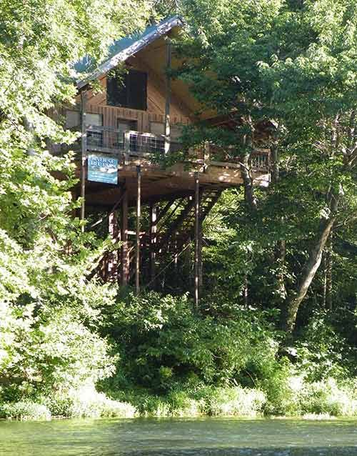 Treehouse Cabins Branson Design And Ideas