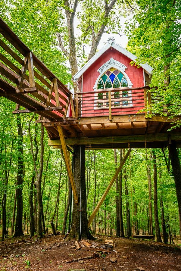 Treehouse Cabins Hocking Hills 187 Design And Ideas