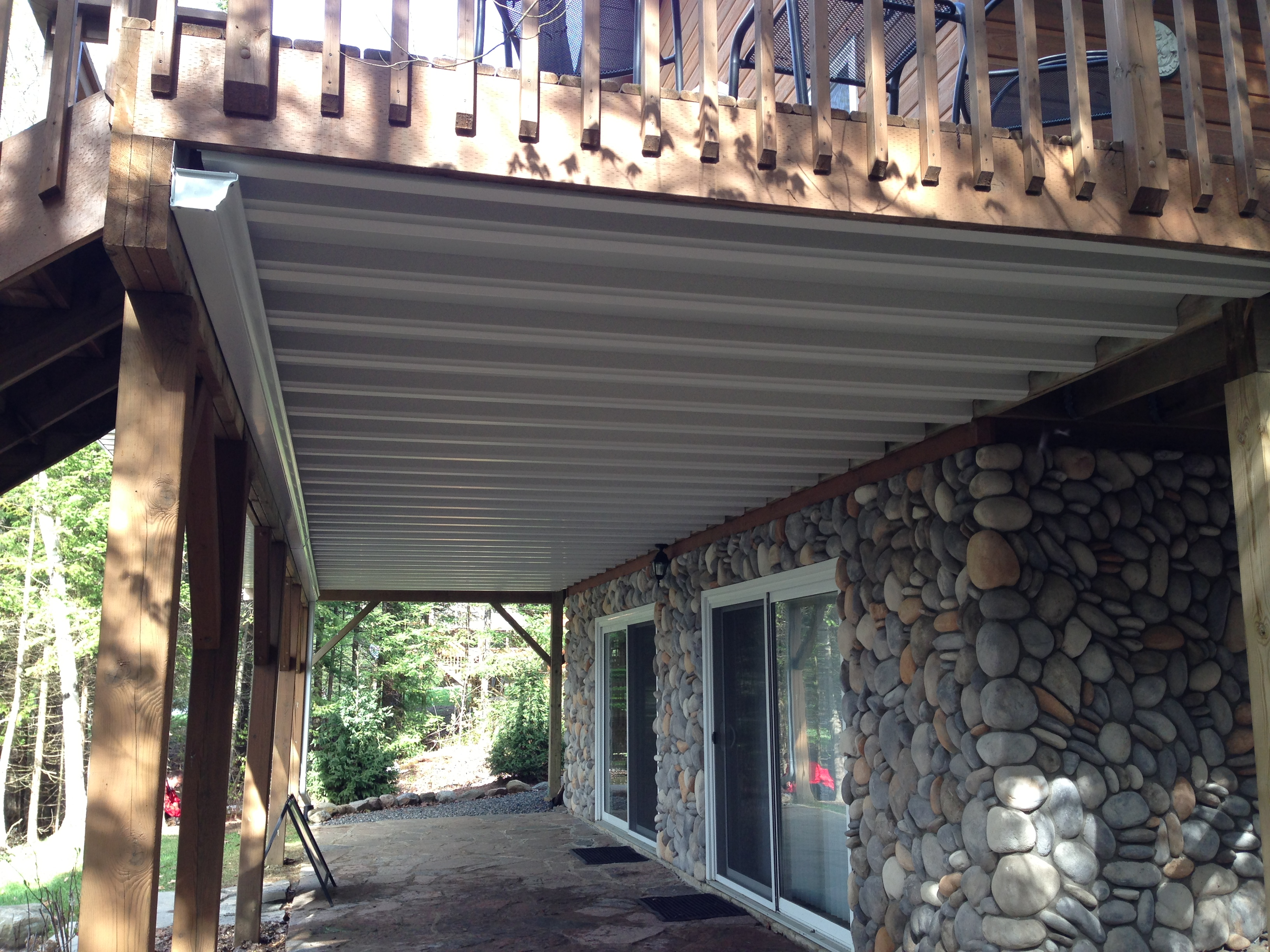 under deck drainage solutions Design and Ideas