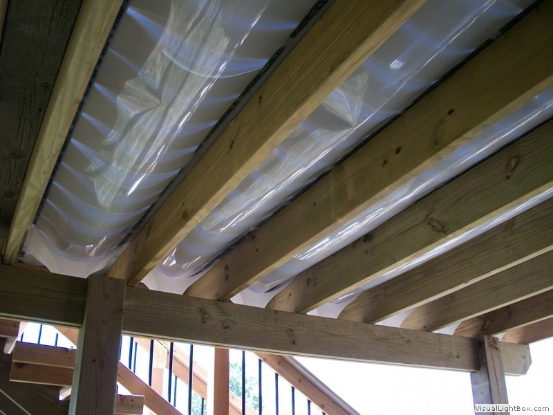 Under Deck Drainage Systems Diy Design And Ideas